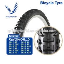 Popular outdoor type mountain bike tires 16x2.10