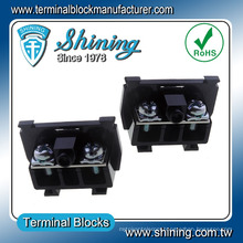 TS-035 Rail Mounted 600V 35A Cassette Terminal Connector