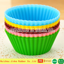 2014 round shape silicone cake pan for cake decorating ,Promotion silicone baking supplies