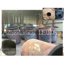 Wood Log Charcoal Carbonization Furnace