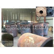 Forno de carbonização a carvão de madeira Log Log