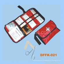 Travel First Aid Kit for Resuscitation (DFFK-021)