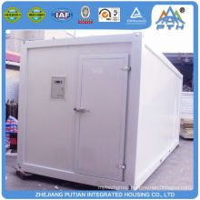 Hot sale economical EPS sandwich panelwall prefabricated store room