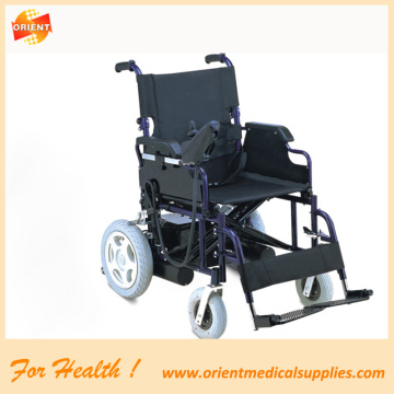 Electric wheelchair powwder coating steel