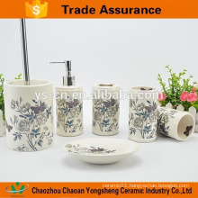 Modern fashion Style Stoneware traditional chinese painting accessory