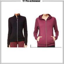 Service Outdoor Women Hooded Winter Softshell Reflective Jacket