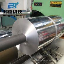 Melhor venda 0.07mm 0.1mm espessura Bateria / folha de alumínio da bateria de lítio