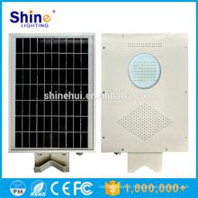 Iluminação de rua solar de alta qualidade do diodo emissor de luz com certificado do CE