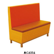 Vente chaude salle à manger avec haute qualité / chaise de dinging / canapé de restaurant