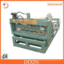 Máquina de crimpagem hidráulica