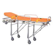 Camilla multifuncional de la ambulancia de la aleación de aluminio del hospital