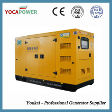 30kw Silent Electric Cummins Engine Diesel Generator