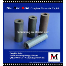 High Purity machining Graphite Tube Pipe