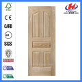 JHK-005 Red Oak Veneer Dining Room Door Skin