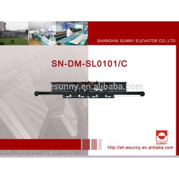 Selcom Type shaft door/centre opening elevator landing door mechanism