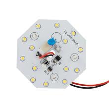 Теплый свет 5W-24W светодиодные лампы DoB модуль