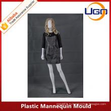Пластмасса манекена способа сбывания горячего сбывания с головкой яичка