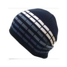 Chapéu feito malha feito sob encomenda do boné do Beanie do jacquard