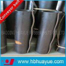 Tear Abrasion Cotton Canvas Rubber Conveyor Belt