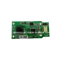 HD 5.0 мегапиксельная 1 / 2.5 CMOS видеокамера с мини-USB-модулем (SX-6500L)