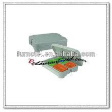 Caixa isotérmica retangular de alta qualidade P249