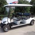 4 местный полицейский электрический гольф-кары для сообщества