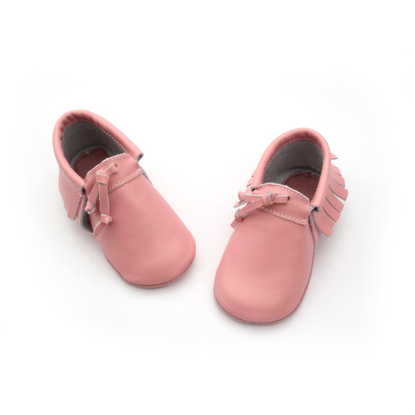 Best ODM OEM Service Crib Shoes Pink Baby Shoes