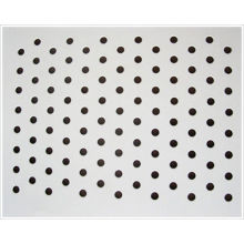 2mm, 9.5mm, 12.7mm Aluminium Perforated Metal Used For The Screen Sheet
