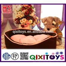 Produção profissional de venda quente de pelúcia grande canil fábrica direta de boa qualidade produtos para animais de estimação