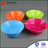 Hard plastic eatwell plate bowel for hotel, picnic, party, kitchen and restaurant