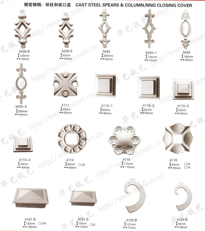 Wholesale Wrought Iron Designs