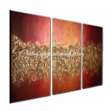 Pintura al óleo del dragón para la sala de estar / pintura hecha a mano abstracta / ilustraciones de la lona de la decoración de la pared de la alta calidad