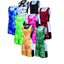 OEM Dry Fit Adult Size Basketball Jersey Uniform