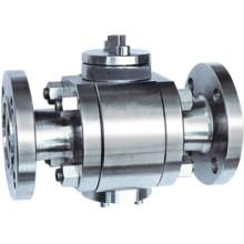 Válvula de esfera de aço inoxidável 304/316