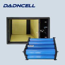 Kundenspezifische modulare Hochleistungsbatterien 72V40Ah 45Ah 50Ah Lange Lebensdauer Batteriebank