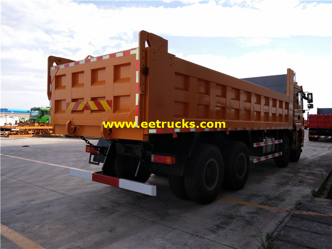 30T Tipper Trucks