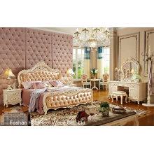 Bestes klassisches hölzernes Schlafzimmer-Möbel-Set (HF-MG820)
