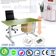 CTHT-5157 CARREFOUR Wireless Controlling System Height Lifting Table /Desk with 1Motor Lifting Adjustable Laptop Desk
