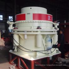 stone crusher machines HYMAK HP series crusher ore crusher
