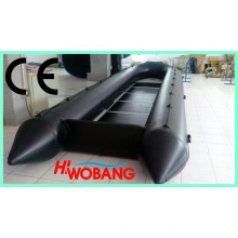 Barato barco inflable con Motor fuera de borda en venta