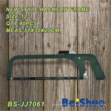 12 '' Neuer Style Hacksaw Rahmen mit scharfer Klinge