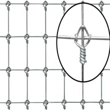 Hot dipped galvanized Fixed knot field fence Deer fence