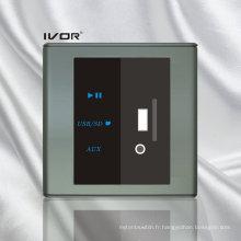 Détecteur MP3 Décodeur plastique (SK-AP2301)