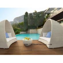 Chaise Lounge, Liegestuhl, Lounge Chair, Freizeit Möbel, Strandkorb 5061