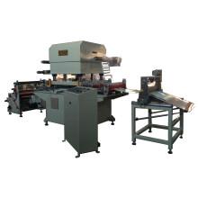 Machine de découpe de feuilles de graphite thermique