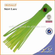 SKL009-6 sea fishing lure tuna lure skirt lures