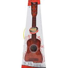 Имитация строк в кленовой гитаре