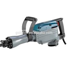 1500W Power Handheld Demolition Hammer Portable Electric 65mm Jack Breaker GW8078
