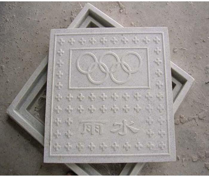 Anti-Theft SMC Composite Fbierglass Plastic Manhole Cover