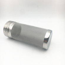 18 30cm height 300 micron stainless steel corny keg dry hop filter